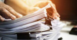 Read more about the article Confinés ou en couvre-feu ? Pourquoi ne pas trier vos papiers ?