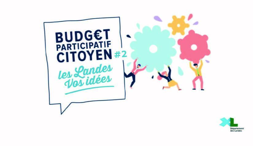 Le Budget Participatif Citoyen des Landes
