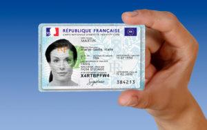 Read more about the article La nouvelle carte d'identité