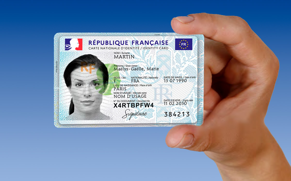You are currently viewing La nouvelle carte d'identité